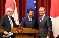 Nhật - EU ký thỏa thuận thương mại 'khủng', đối trọng Mỹ