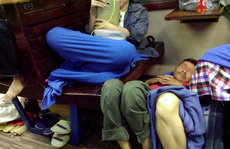 Đêm không ngủ trên tàu SE21