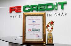 FE CREDIT đạt Top 10 Thương hiệu tiêu biểu hội nhập châu Á – Thái Bình Dương 2018