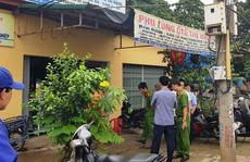 2 vợ chồng và con trai bị điện giật ngất xỉu tại ki-ốt phụ tùng ô tô
