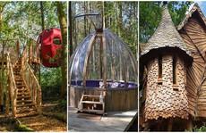 9 ngôi nhà nhỏ khiến bạn bỏ lại thành thị ồn ào để hòa mình vào với thiên nhiên