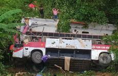 Nạn nhân bàng hoàng thuật lại giây phút xe khách lao xuống vực sâu ở Cao Bằng