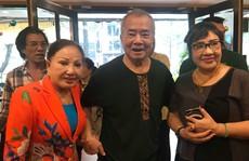 'Nhuận Điền' Thanh Tú nghẹn ngào hội ngộ nghệ sĩ thế hệ vàng