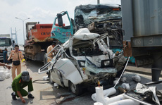 Dừng đầu tư hệ thống camera giám sát giao thông khu vực cầu Phú Mỹ?