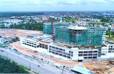 BĐS gần bệnh viện lớn TP HCM giá 370 triệu đồng/m2!