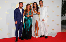 Messi, Henry và Terry dự lễ 'hấp hôn' của Fabregas trên đảo xinh đẹp