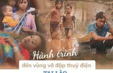 (eMagazine) - Tình người nơi thảm họa vỡ đập thuỷ điện tại Lào
