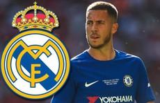 Chelsea muốn phá kỷ lục chuyển nhượng với Hazard
