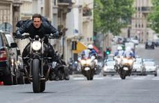 Tom Cruise dốc sức trong 'Nhiệm vụ bất khả thi' 6