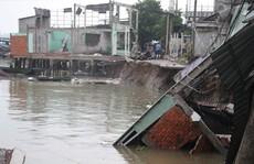 Vỡ đập ở Lào, lo cho ĐBSCL