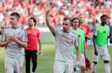 Hàng thủ tệ hại, Man United đại bại trước Liverpool