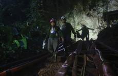 Vụ giải cứu đội bóng mắc kẹt: Thái Lan huy động lực lượng cực 'khủng'