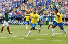 Bị chỉ trích ăn vạ, Neymar mỉa mai tuyển Mexico
