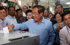 Campuchia: Đảng của ông Hun Sen có thể giành hơn 100/125 ghế quốc hội