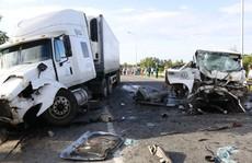 Xe rước dâu gặp nạn làm 13 người chết: Khả năng do tài xế xe khách ngủ gật