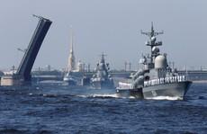 Khoe sức mạnh, Hải quân Nga vẫn có 'vấn đề'?