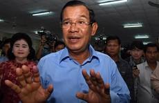 Đảng của Thủ tướng Hun Sen tuyên bố giành tất cả 125 ghế quốc hội