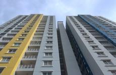 Khẩn trương sửa chữa chung cư Carina