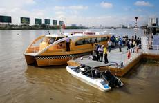 Du lịch đường sông TP HCM 'cần nhạc trưởng'