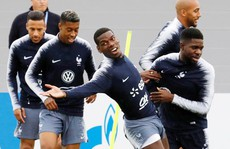 Pogba: Chìa khóa trận Pháp - Uruguay