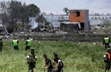 Nổ kho pháo hoa khiến mây tuôn lửa, 24 người thiệt mạng