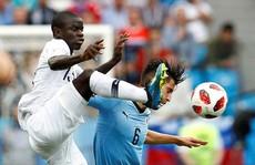 Kante: Xe 'cút kít' của tuyển Pháp