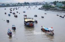 Tưng bừng Ngày hội Du lịch Văn hóa chợ nổi Cái Răng