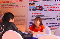 TP HCM: Nhu cầu lao động phổ thông tăng cao trong quý I/2019