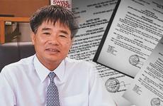 """(Infographic)- Quan chức Bộ GTVT nói gì về """"chuyến tàu vét"""" của ông Lê Mạnh Hùng?"""