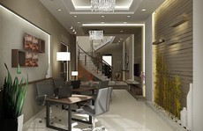 Những bí quyết thiết kế nội thất cho nhà ống hẹp