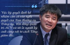 Phải thanh tra 'chuyến tàu vét' của ông Lê Mạnh Hùng
