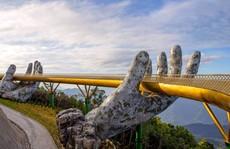 Báo chí quốc tế khen ngợi Cầu Vàng của Việt Nam