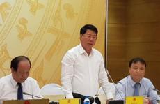 Bộ trưởng Mai Tiến Dũng: Trung tướng Bùi Văn Thành sẽ không còn là Thứ trưởng Bộ Công an