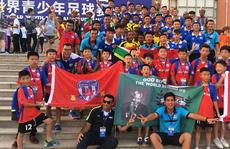 U17 PVF sang Trung Quốc dự Cúp Gothia