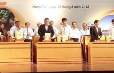 Saigon Co.op bao tiêu 100 tấn nhãn lồng Hưng Yên