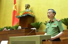 Bộ trưởng Tô Lâm 'đăng đàn' trả lời chất vấn chiều nay 13-8