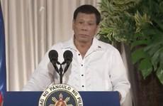 Tổng thống Philippines công khai cảnh báo Trung Quốc