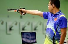 Hoàng Xuân Vinh quyết 'bắn ra vàng' ở ASIAD 18