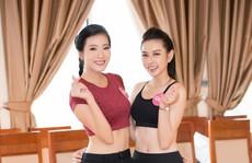 Thí sinh Hoa hậu Việt Nam 2018 ráo riết tập luyện cho cuộc đua chính thức