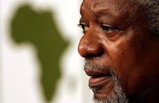 Ông Kofi Annan và lời nguyền của lịch sử