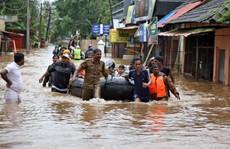 Ấn Độ đối mặt lũ lụt tồi tệ nhất 100 năm