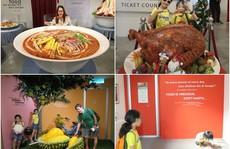 5 bảo tàng cho dân mê ăn uống ở châu Á
