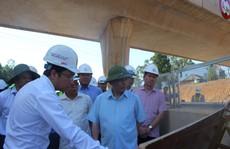 Bộ trưởng Nguyễn Văn Thể: Cao tốc mới thảm mà chạy lộc cộc, sau này thế nào?