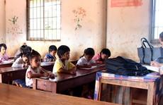 'Quên' chế độ vùng khó khăn của giáo viên