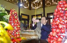 Long trọng kỷ niệm 130 năm ngày sinh Bác Tôn
