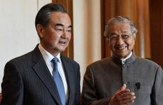 Thủ tướng Malaysia: 'Các dự án của Trung Quốc sẽ không tiếp tục'