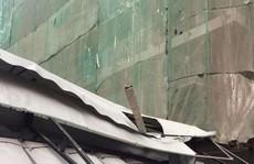 Thi công công trình không đảm bảo an toàn cho dân