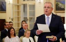 Úc có thủ tướng mới, đảng cầm quyền 'bầm dập'