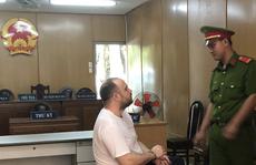 Người đàn ông Nam Phi mang ma túy đến TP HCM lãnh án tử