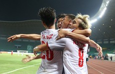Gần nửa tỉ đồng cho 30 giây quảng cáo trận Olympic Việt Nam - Hàn Quốc